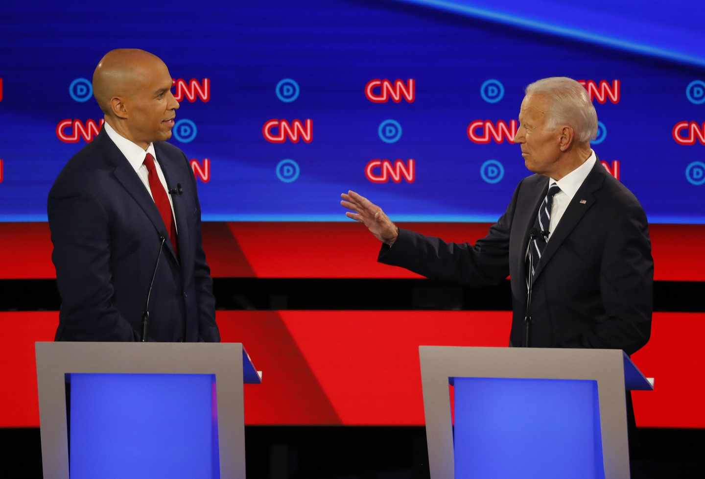 Hey, Dems -- If You Tank Biden, Who Else Wins the Middle?