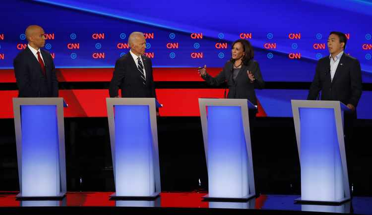 Democratic Debates: The Good, the Bad and the Meh | RealClearPolitics thumbnail