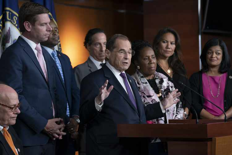 Why House Democrats Are Moving to Impeach Trump