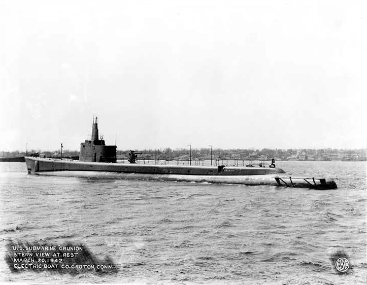 Vanished WWII U.S. Sub Found Off Alaska
