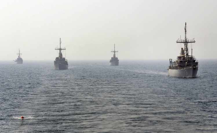 U.S. Minesweepers: 'The Ships That the Navy Forgot'
