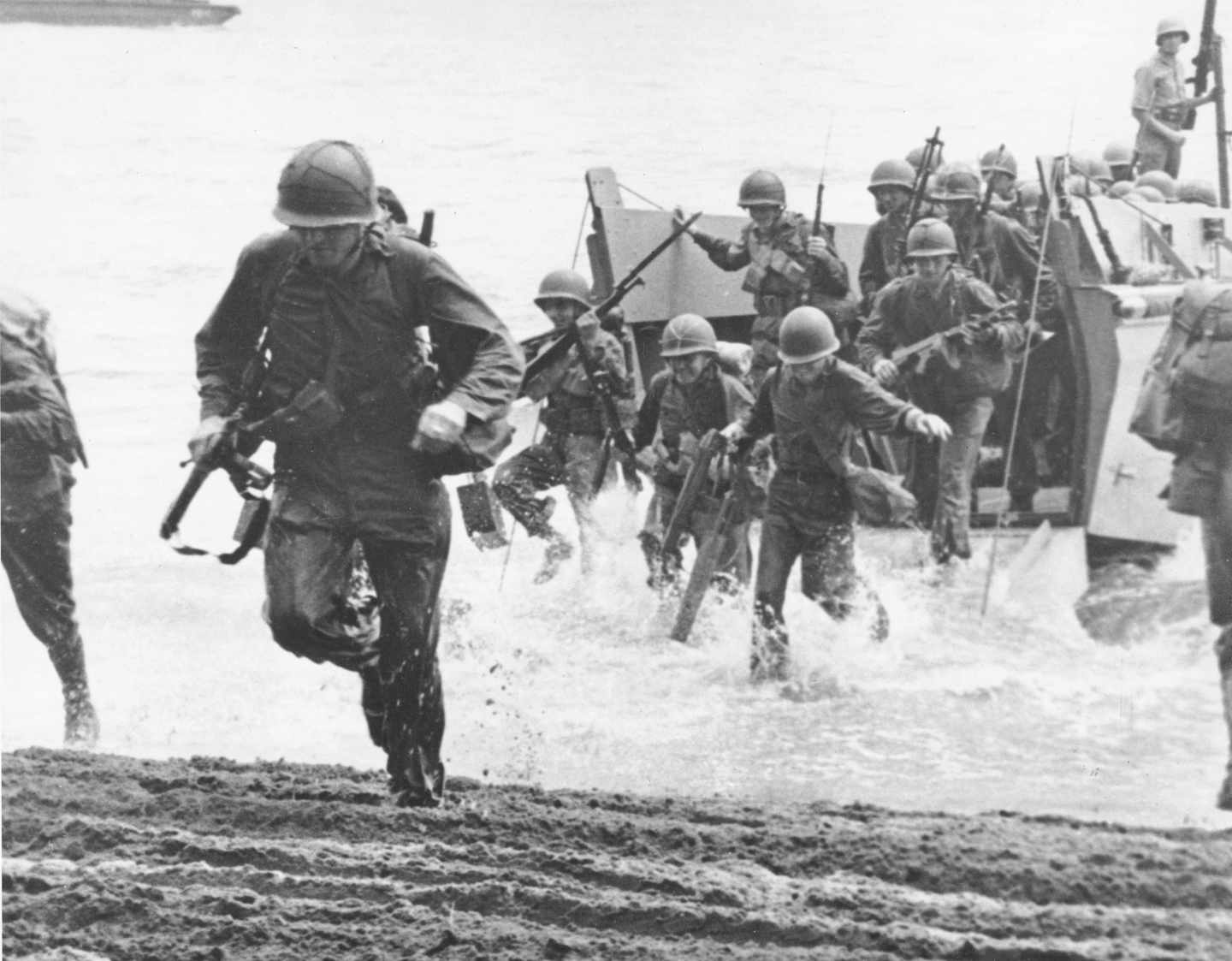 On Guadalcanal, Fighting for Freedom -- and Home