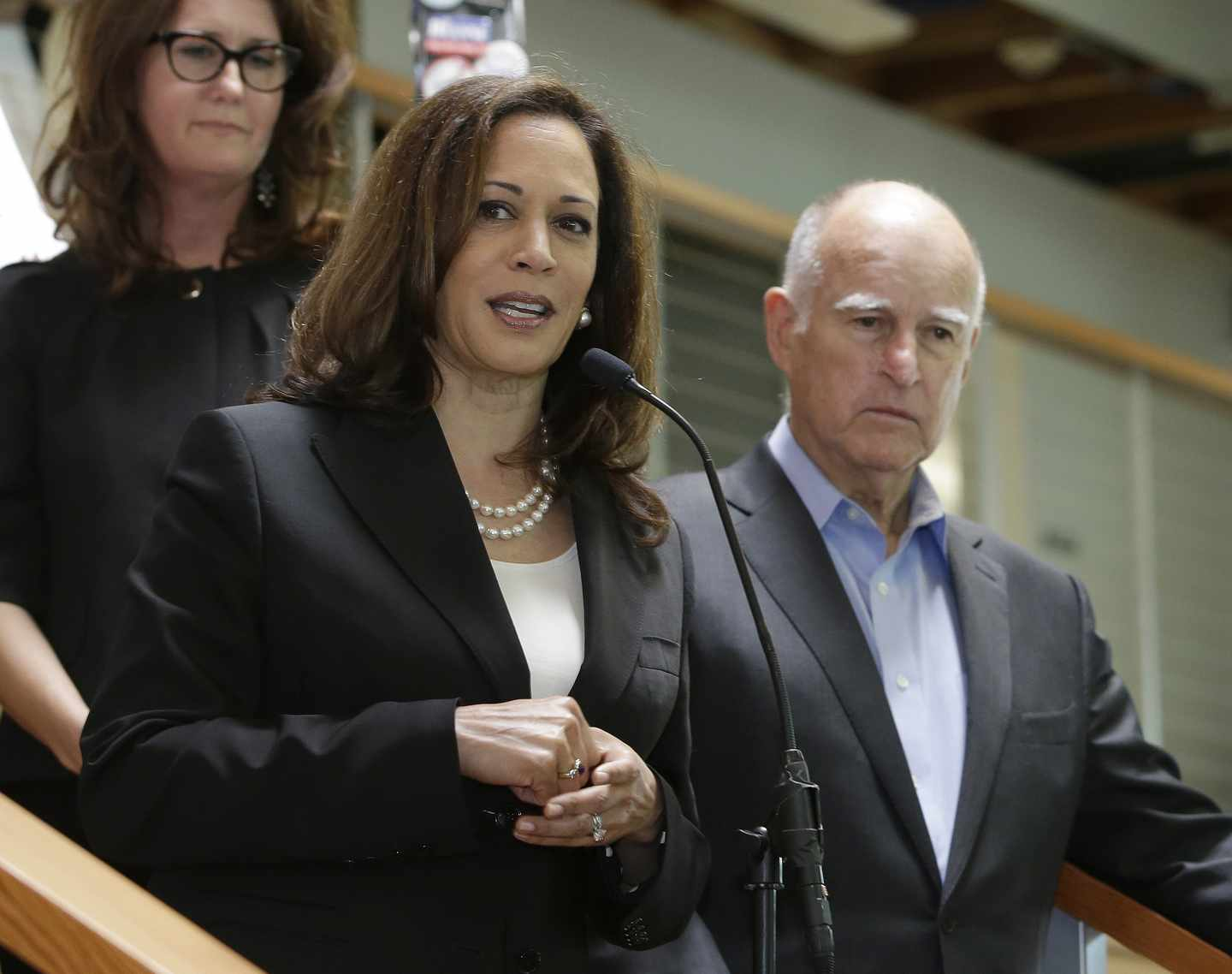 Harris' Silence on Diverted Funds Rankles Housing Advocates