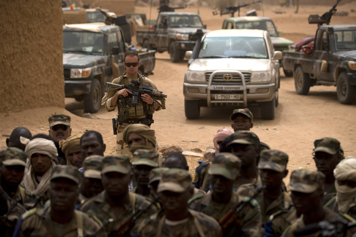 Assessment of French Intervention in the Sahel Region, 2013-2019