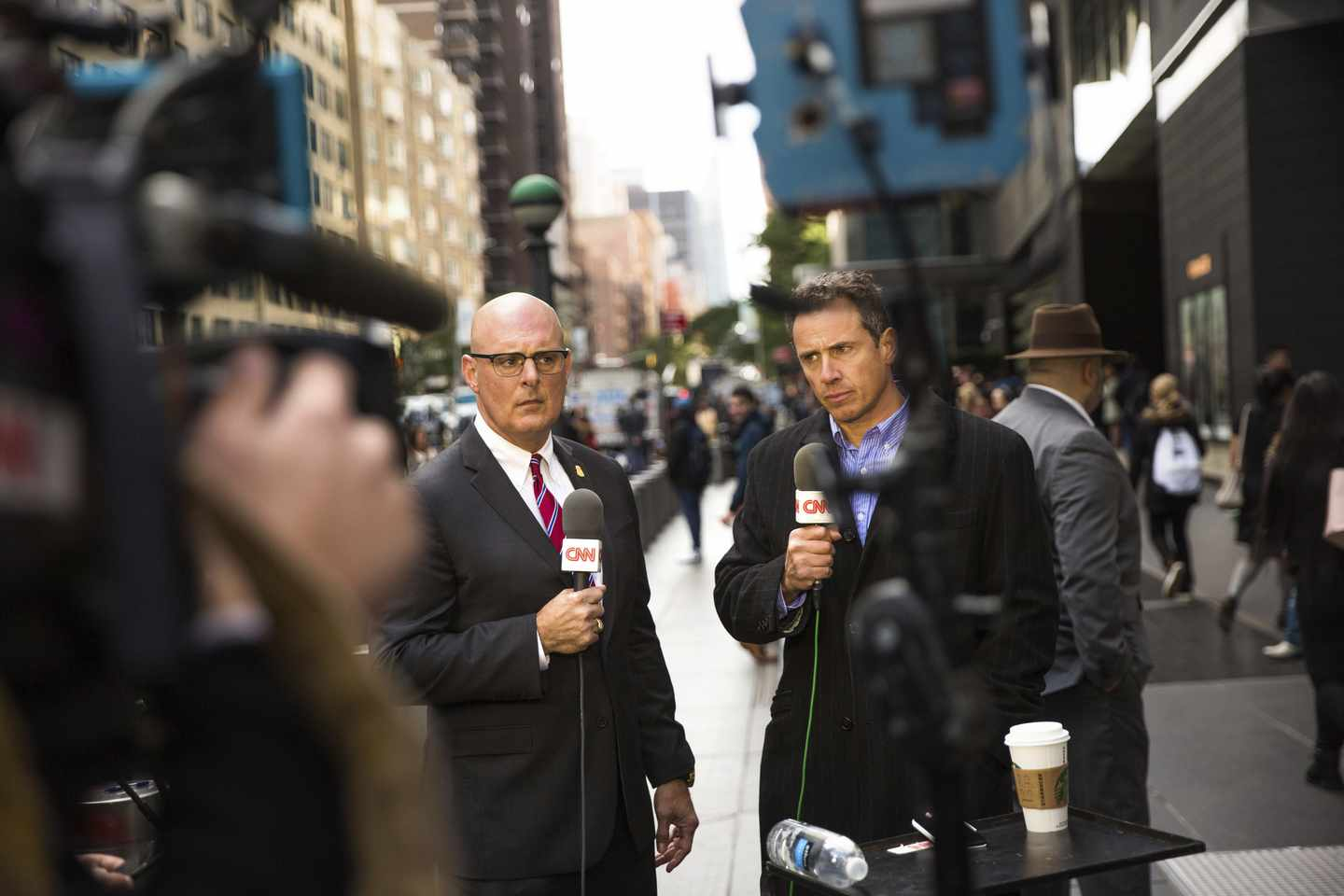 Chris Cuomo and Self-Ownership