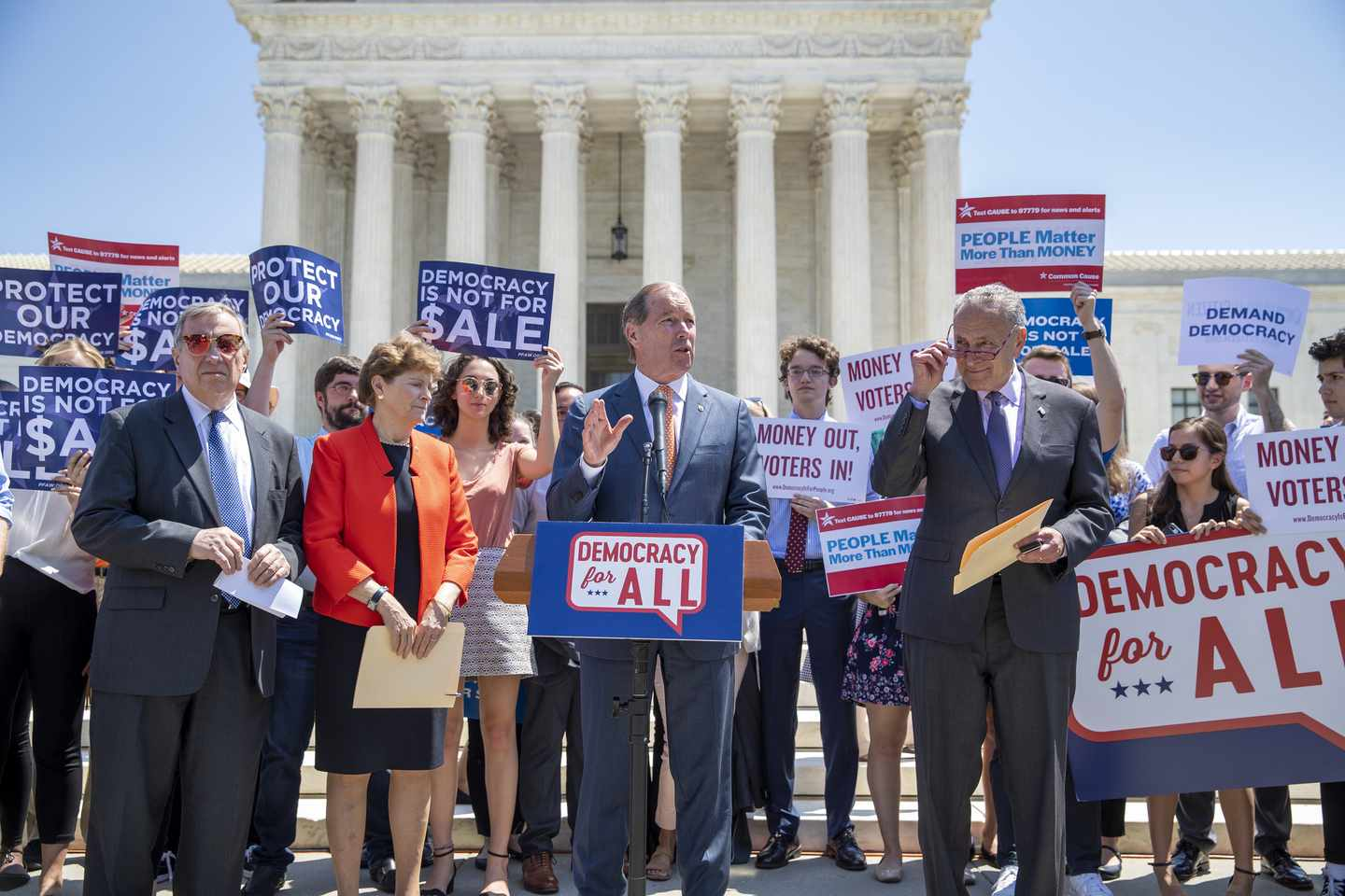 A Decade Later, Citizens United Yields Election Benefits