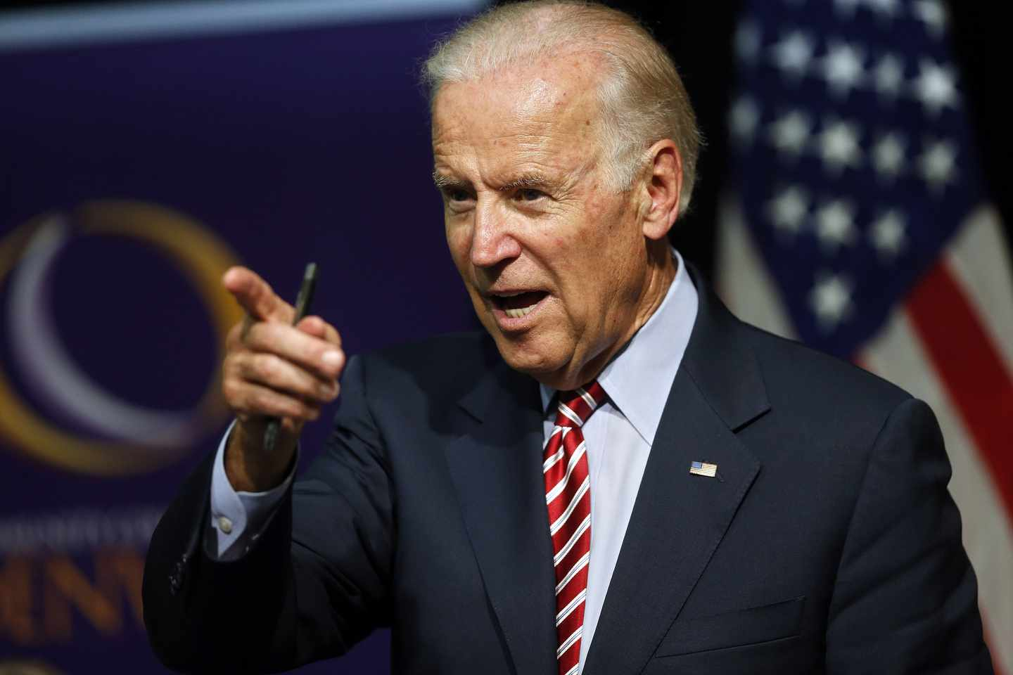 Biden Decried Bain in '12, But Has Taken Execs' Donations in '19