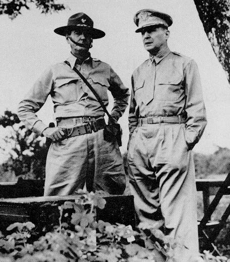 MacArthur, Eisenhower & Lost Lessons of Building Partnership Capacity