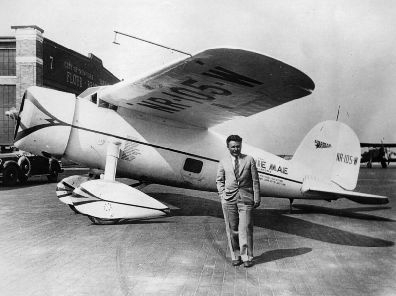The Lofty Ambitions of Wiley Post