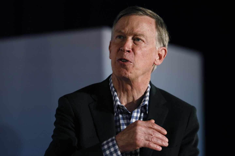 Centrist's Dead-End: Hickenlooper Quits White House Bid
