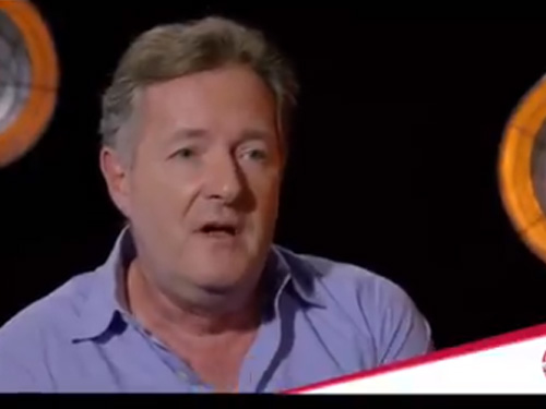 """Piers Morgan: """"The Left Have Become Unbearable"""""""