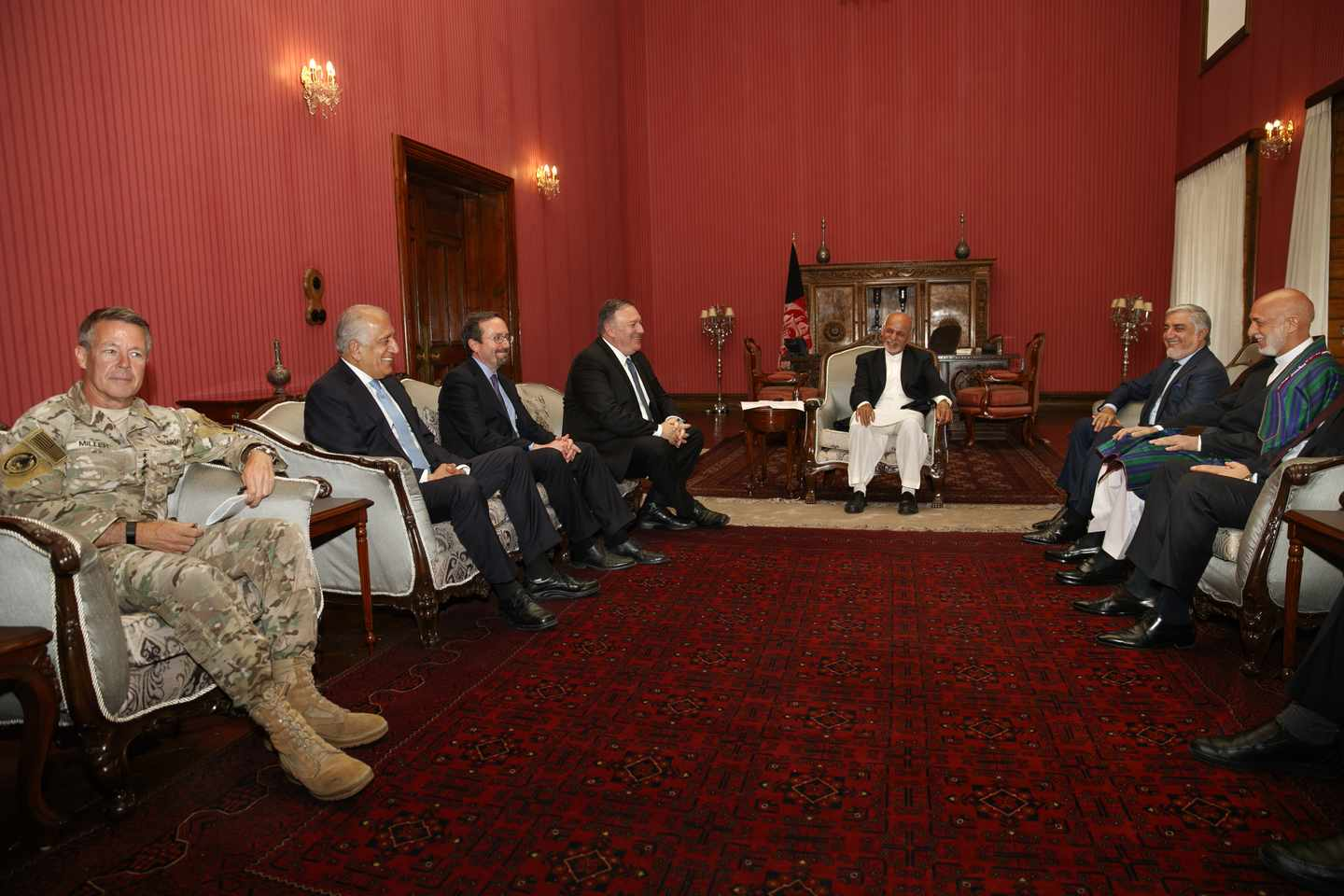 Leaving Afghanistan: Hawks and Doves Weigh Risks