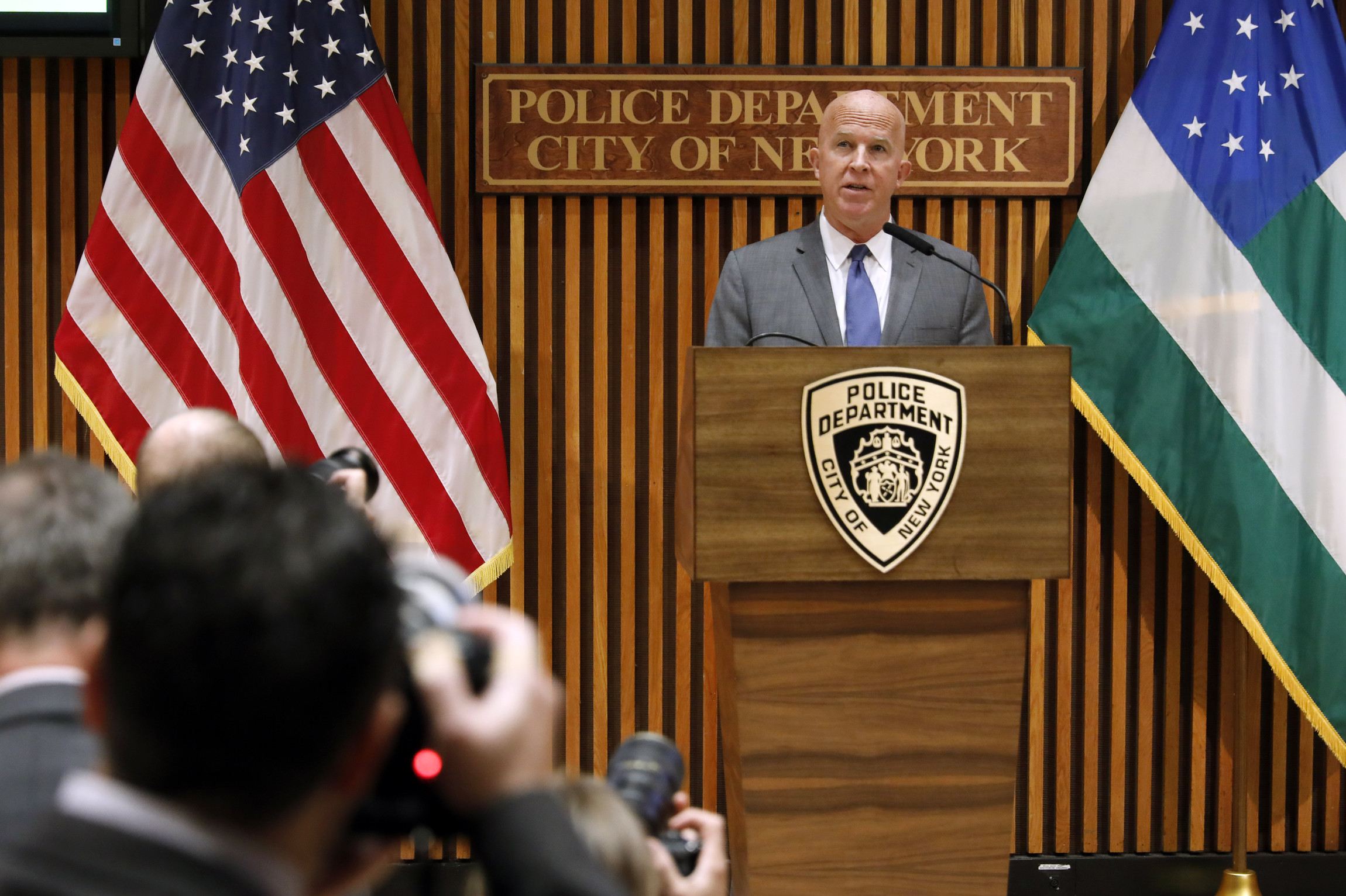 NYPD Commissioner Chose His Badge — Over What's Right