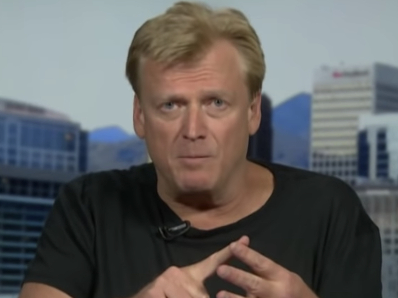 """Fmr. Overstock CEO Patrick Byrne: """"FBI Got Hijacked From The Top,"""" The """"Men In Black"""" Pushed Me To Contact Butina"""