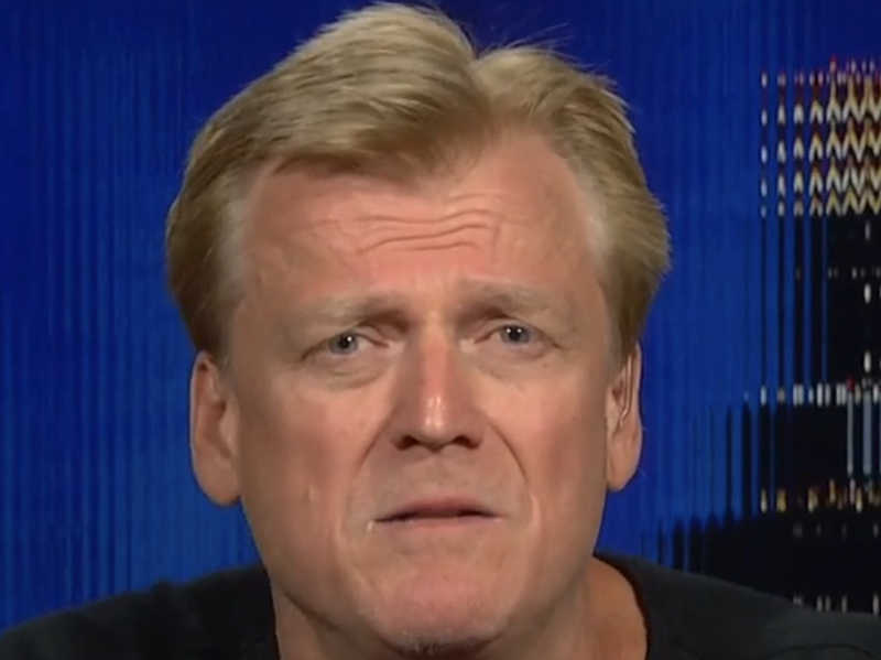 """Fmr. Overstock CEO Patrick Byrne: """"National Security State Was Weaponized,"""" Comey Involved In Conspiracy"""