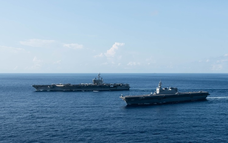 U.S.: China Is Blocking Trillions in Oil & Gas, Will Send Navy for Drills