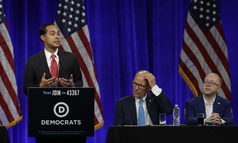 Climate Change Divides Dems as DNC Plots 2020 Strategy
