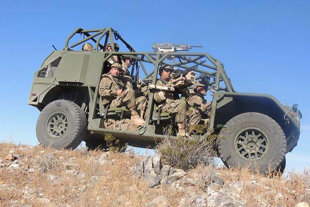 Army Restores Money for Infantry Squad Vehicle in Fiscal 2021 Budget