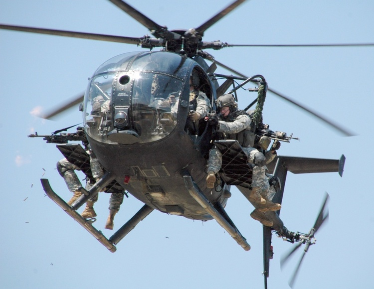 SOF May Get Army FVL Helo to Replace MH-6 Little Bird