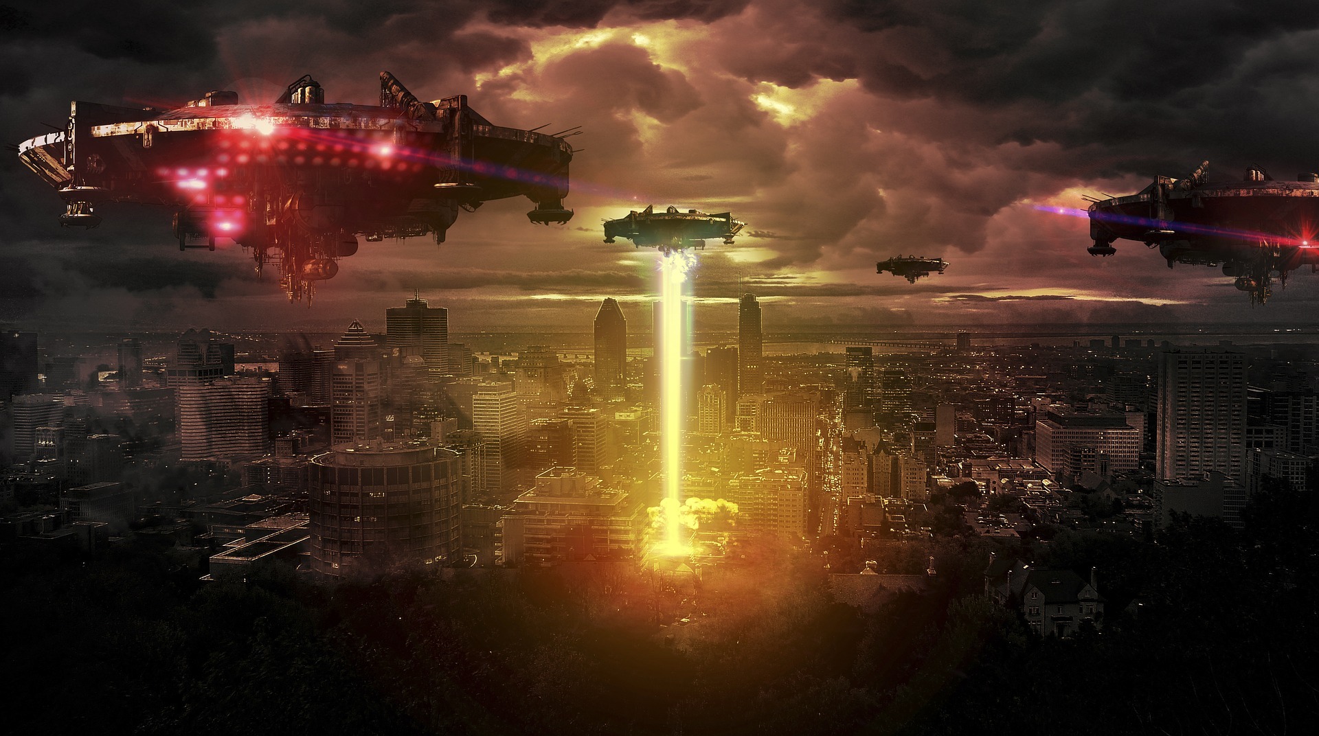 The Most Likely Way That Aliens Would Attack Us