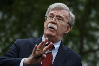 Podcast: The Sudden Departure of John Bolton