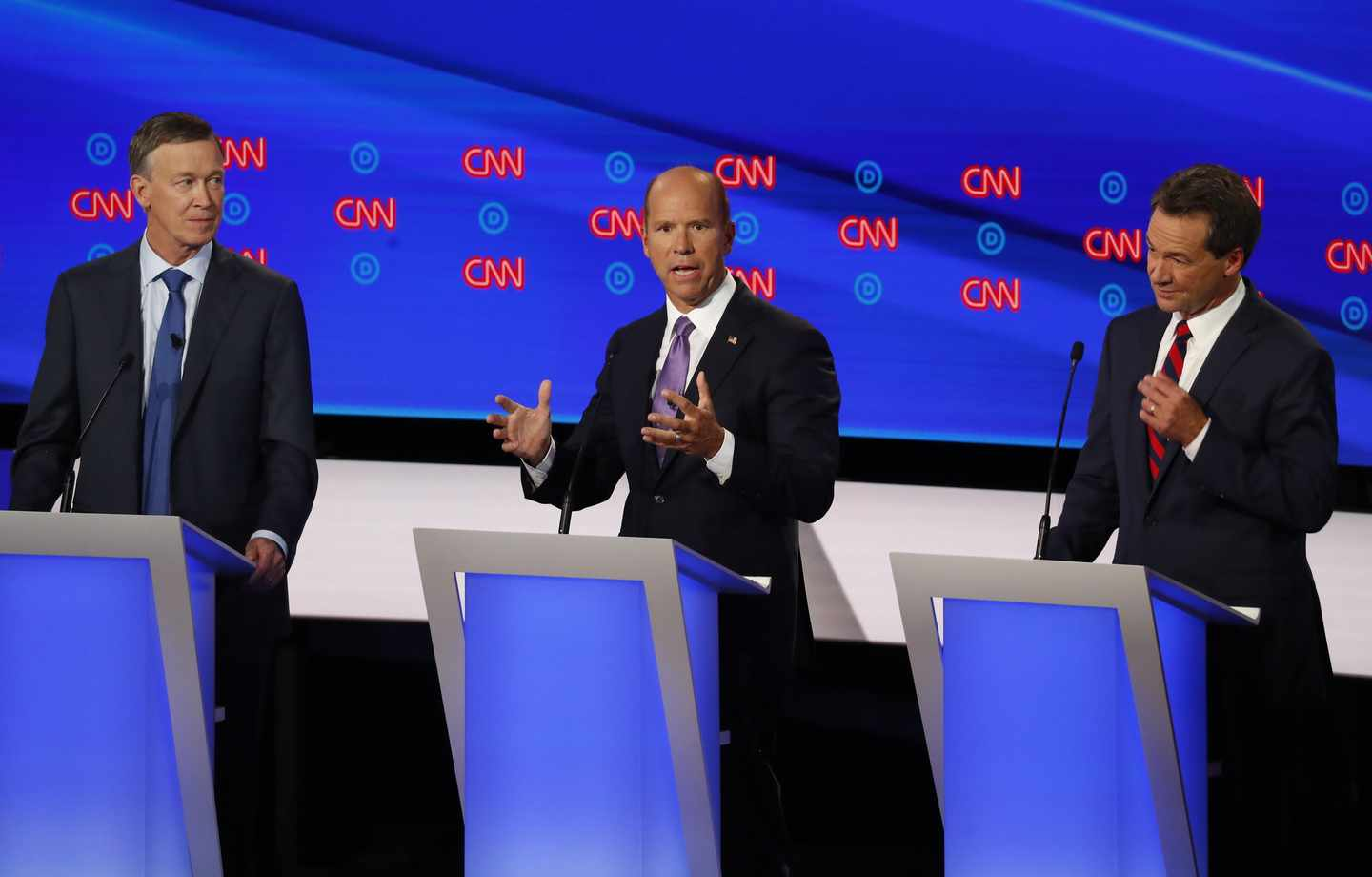Debate Field Reflects Democrats' Disdain for Business Success