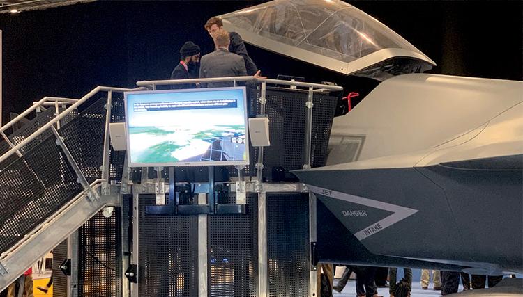 RAF Puts Development of Tempest Next-Gen Fighter Into 'Hyperdrive'