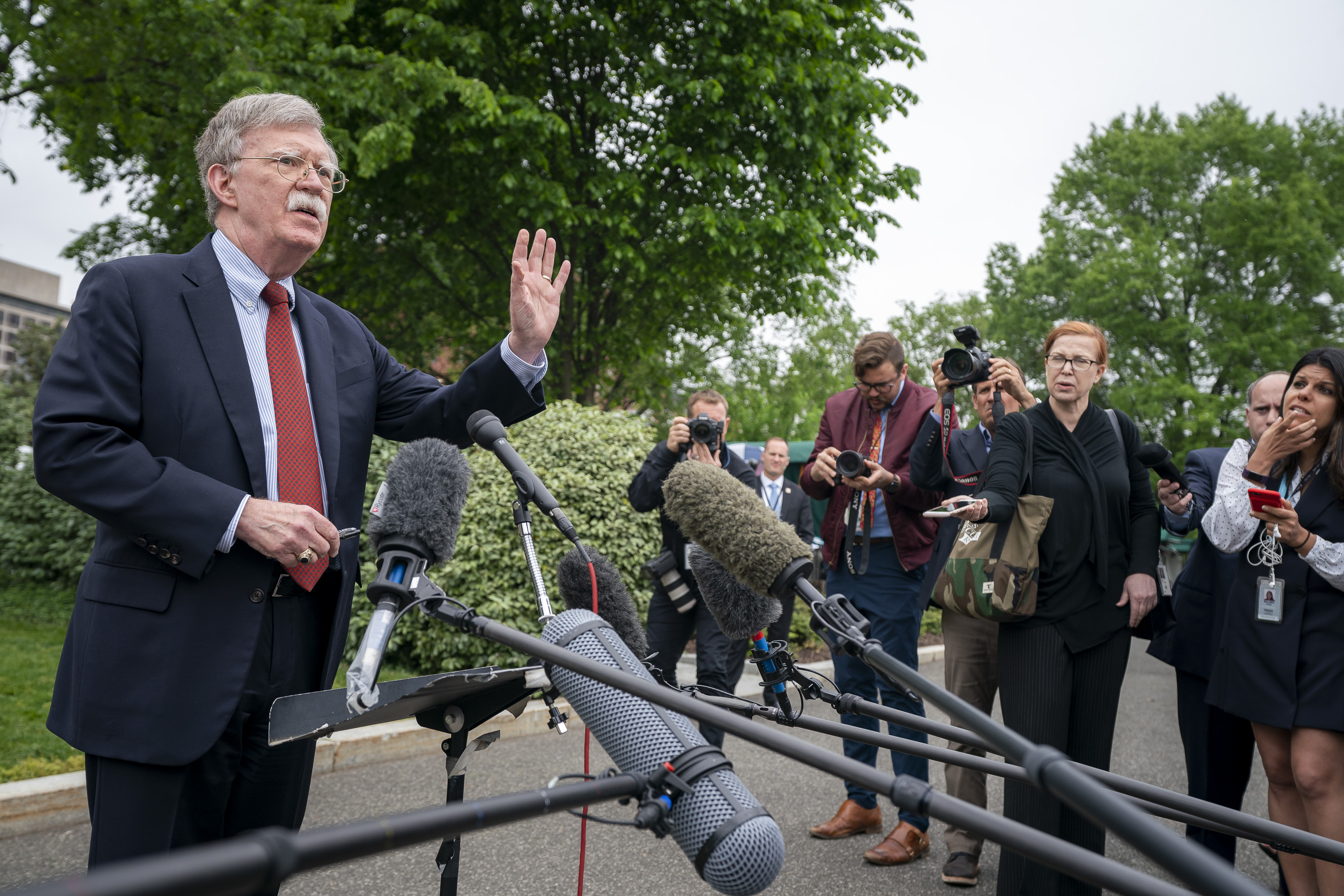 The Last of the White House Neocons