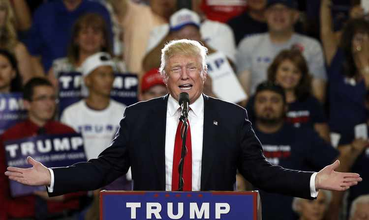 Trump's Rally in New Mexico Is a Bid for an Upset Next Year - RealClearPolitics