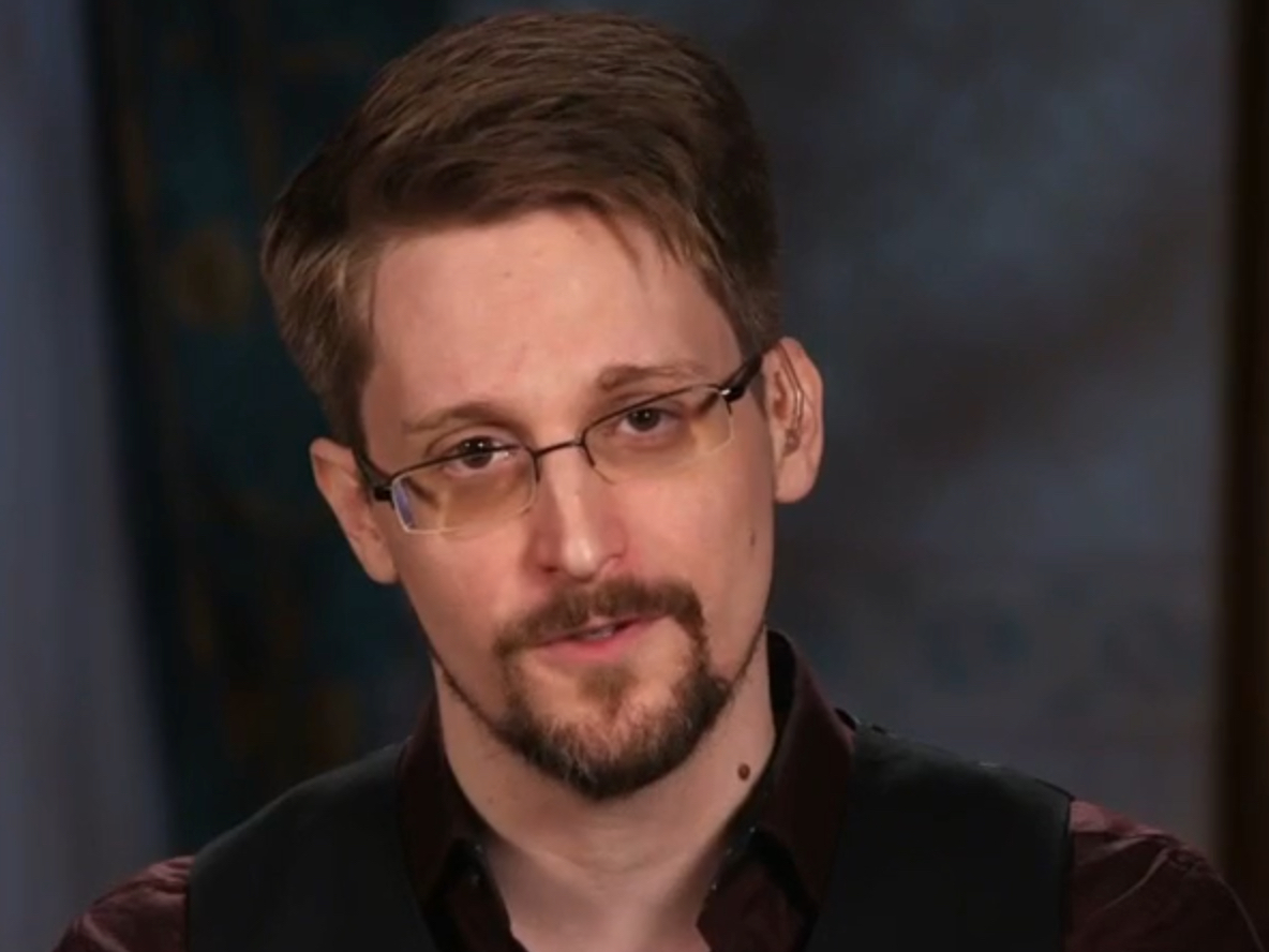 Edward Snowden: Joe Biden Threatened Countries Not To Give Me Asylum