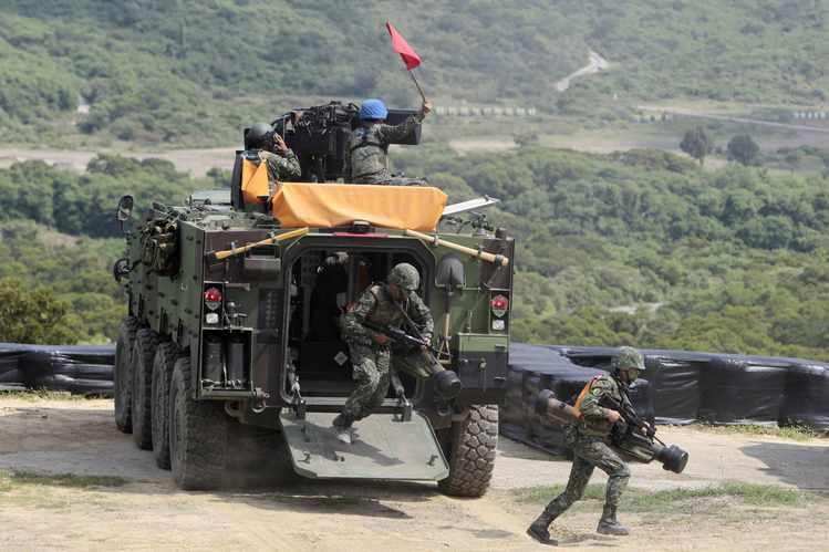 Taiwan's Defense Strategy Doesn't Make Military Sense