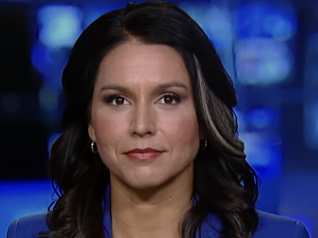Gabbard: U.S.-Saudi Arabia Alliance Is Not In Our Interest, They Directly Support Terrorism