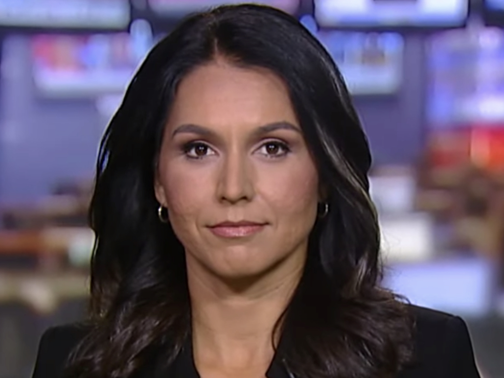 "Gabbard: Attack On Saudi Arabia A ""Retaliation Against The Extreme Sanctions That Are On Iran"""