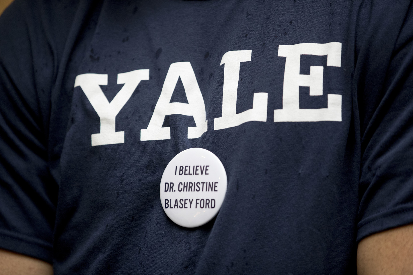 Yale Alumni Stage an Intervention
