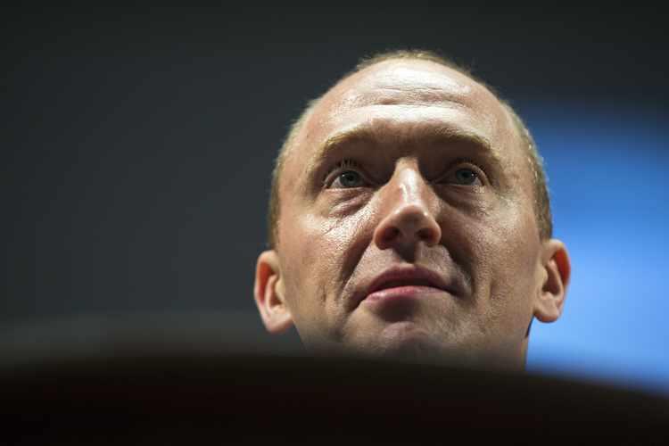 AP Photo/Pavel Golovkin