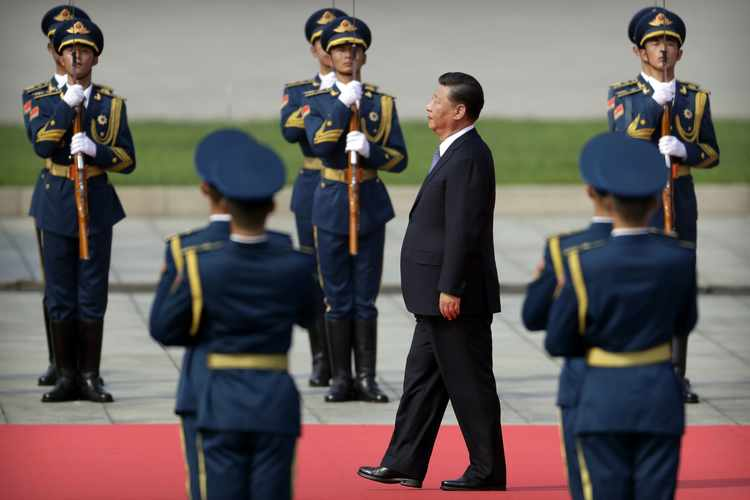 Xi's Historic Power Grab Has Cost China a Great Deal of Stability