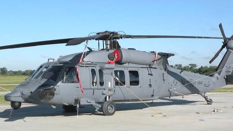 Area 51's Unique Fleet Of HH-60U Ghost Hawk Helos