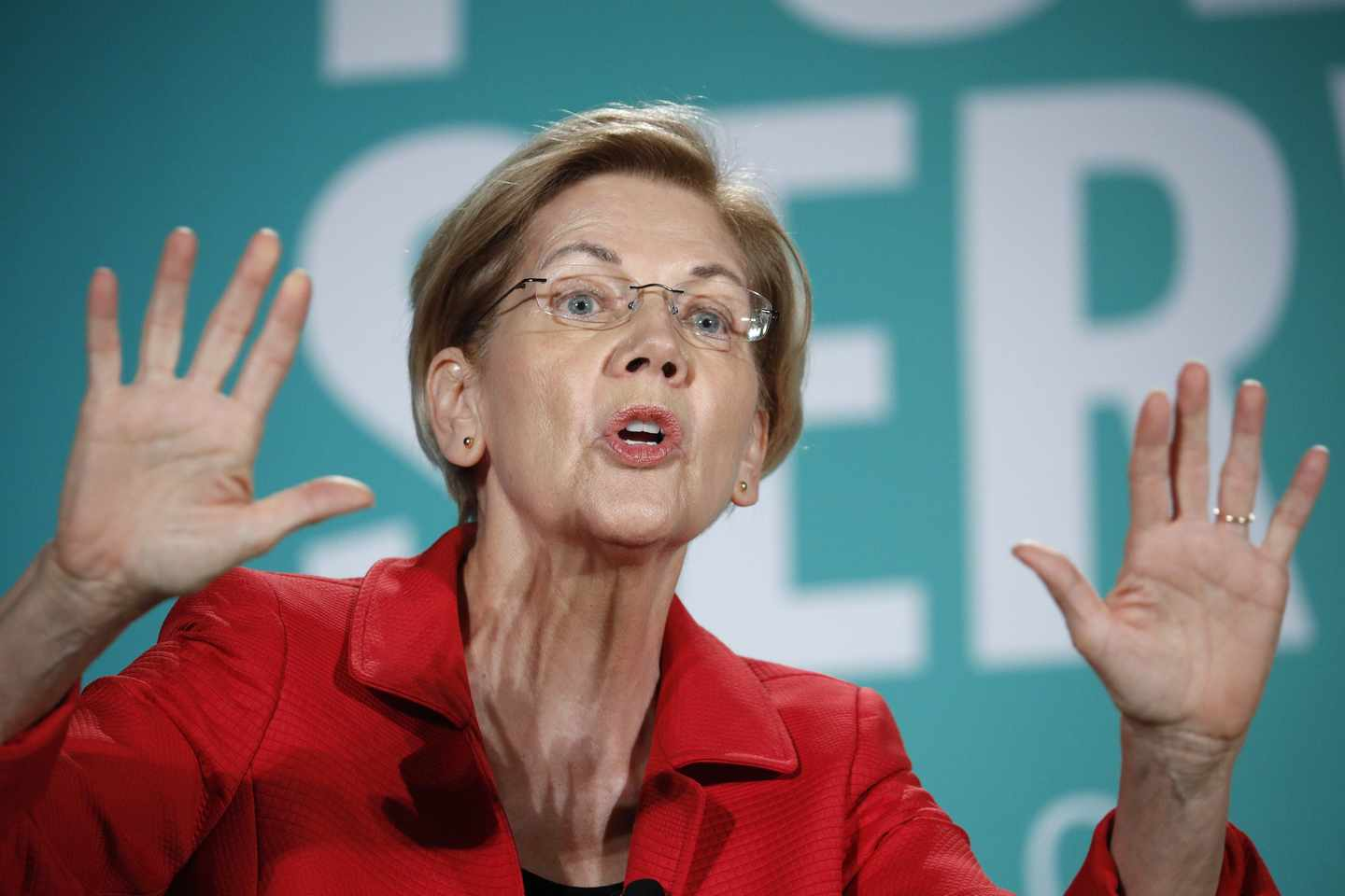 Warren's Transgender Inmate Stance Counters Her 2012 Position