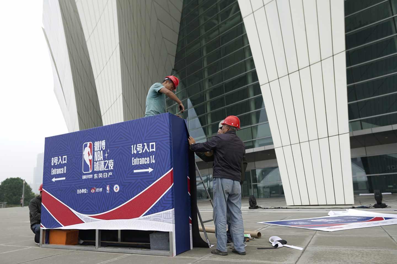 Rubio to Trump: Punch Back on China's NBA Boycott