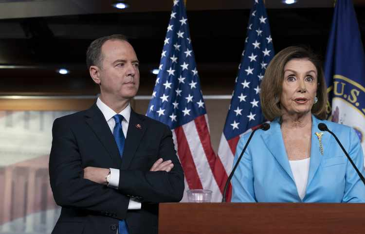 House Dem 'Impeachment Inquiry' Is a Kangaroo Court