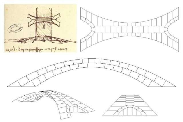Da Vinci's Forgotten Design for the Longest Bridge