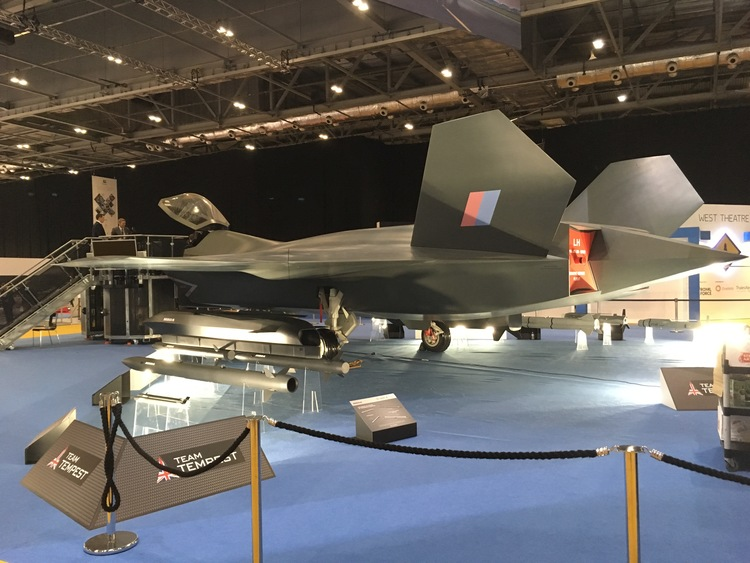 Britain's Stealth Tempest Fighter Is Coming to Dethrone The F-35