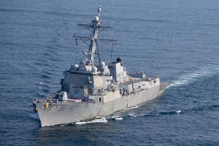 Navy Needs to Speed Backfit of Spy-6 Radar on Destroyers