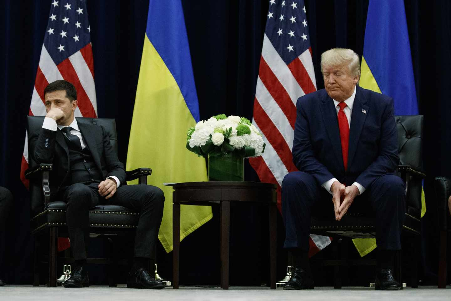 Don't Impeach Trump. He Puts America, Not Ukraine, First.