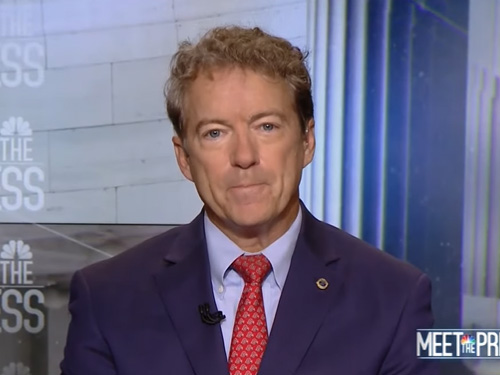 Rand Paul: Are We Going To Send Americans To Die To Force Turkey To Get Along With The Kurds?