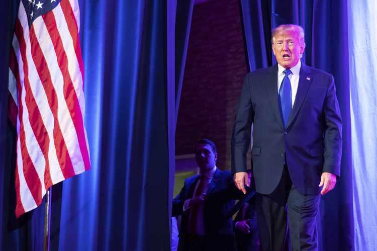 Trump's 'America First' Agenda Crumbles
