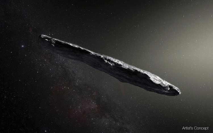 Two Interstellar Intruders Upending Astronomy