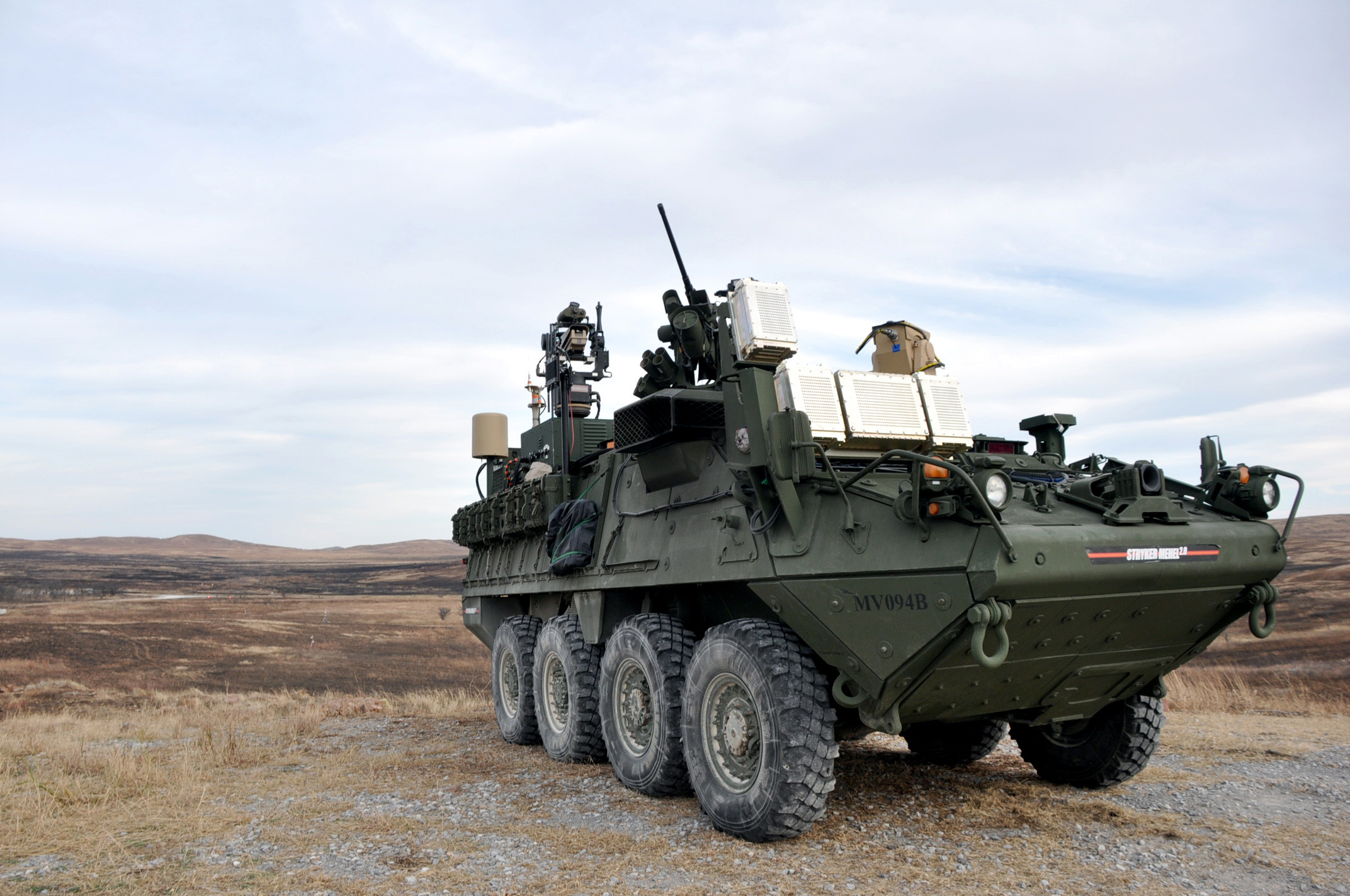 Army Vehicle Upgrades Could Benefit From a Common Remote Weapons Station
