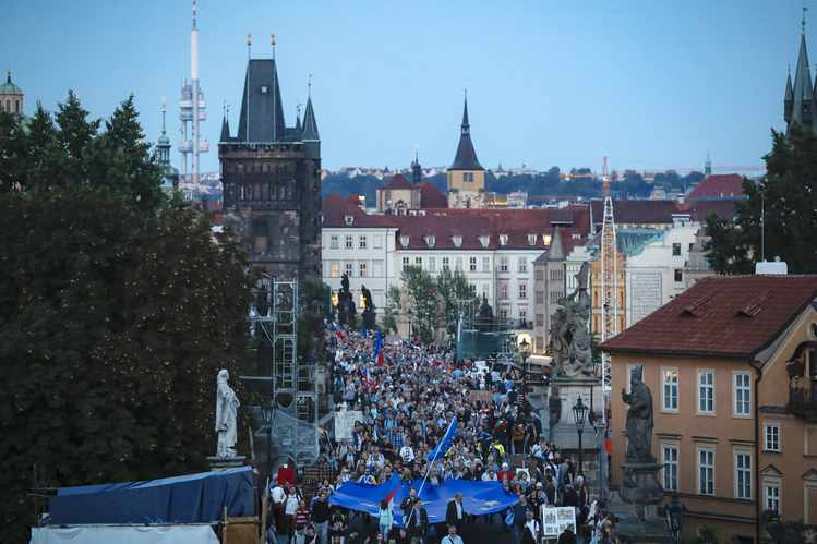 30 Years After Communism, E. Europe Divided on Democracy