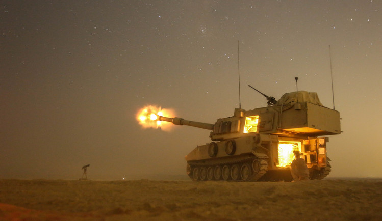 BAE Nears U.S. Army Approval of $10B Howitzer Project